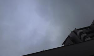 2009年7月22日千葉県千葉市部分日食